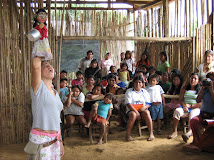 En la comunidad Asháninca Shevoja