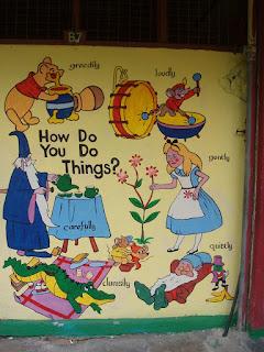 Pelukis mural shah alam lukisan mural kartun for Mural sekolah rendah