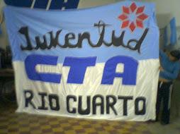 La solidaria, la combativa la Juventud de la CTA!!!