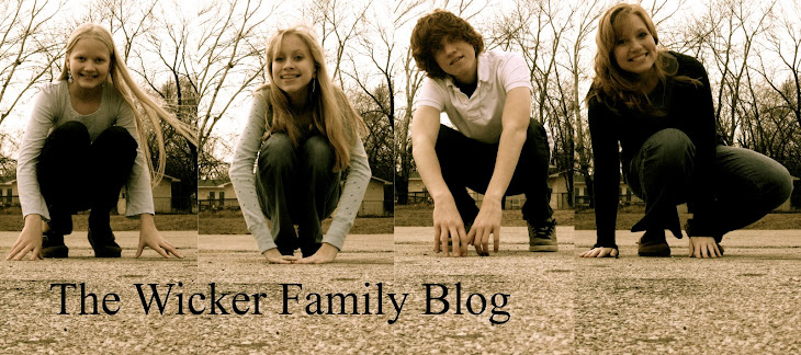 Wicker Family Blog