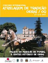 a tradição da atrelagem em Oeiras