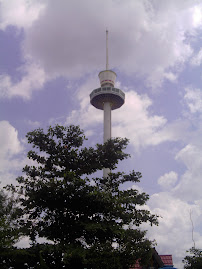 sky tower kumala island