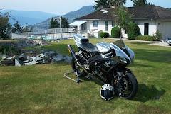 yamaha 750cc 2008
