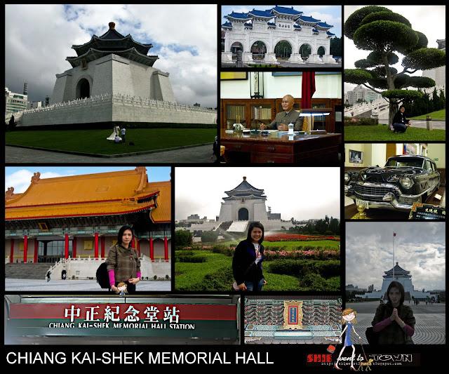 Day 2 in Taiwan : Chiang Kai Shek Memorial, National ...
