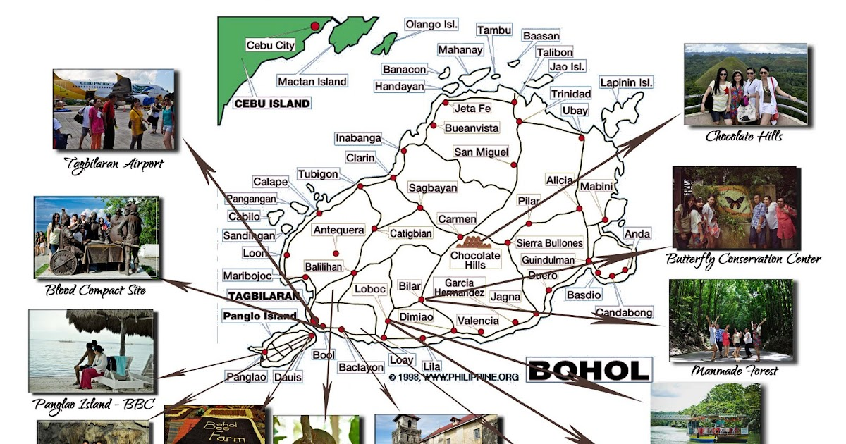 Bohol Day Tour Package