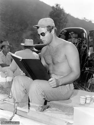 Classic Hollywood Men: Marlon Brando 1   FAMOUS HOT GUYS