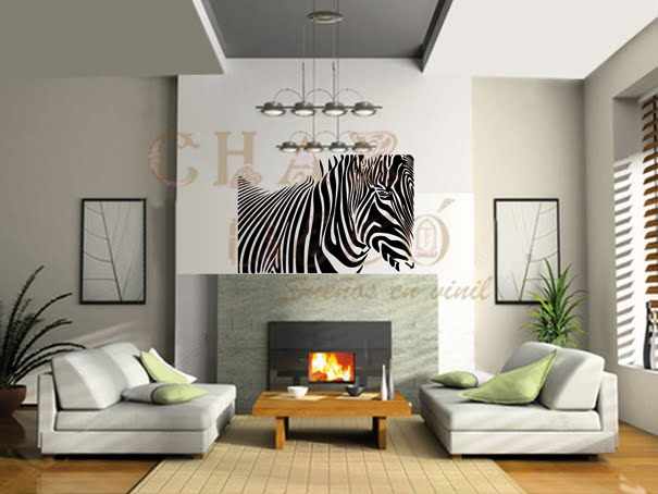 Animales 002 - Zebra