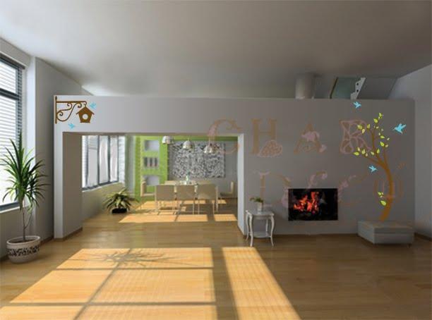 Naturaleza 003 - Árbol con casita
