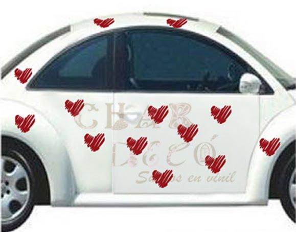 Básicos 018-corazones rayados