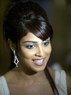 Indian bolywood actress Genelia D'souza
