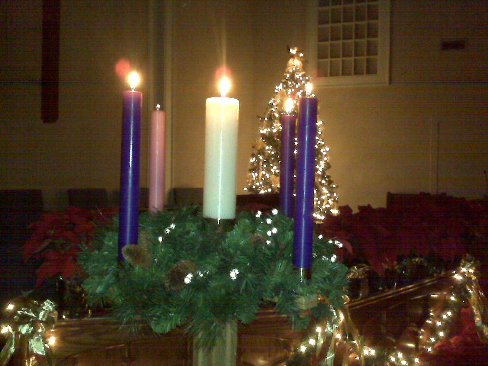 Chez Chiara: Advent 2010--The Beginning of the Liturgical Year ...