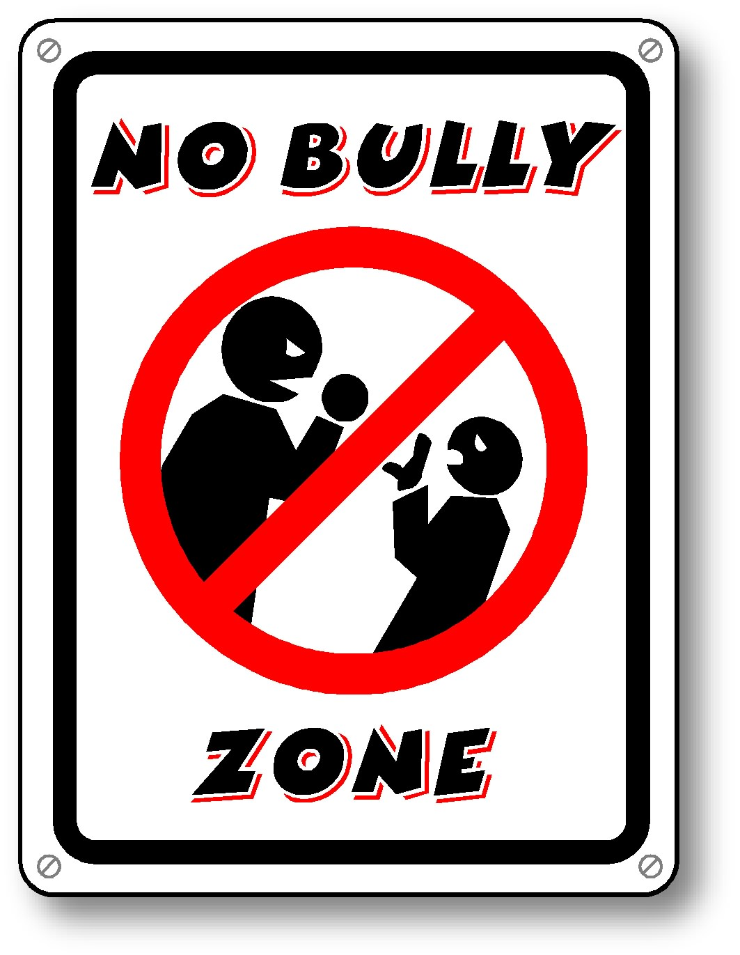 Anti Bullying Symbol