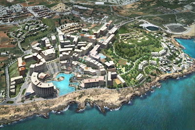 Smart City Malta Renderings