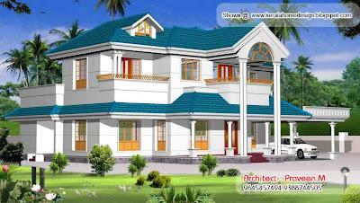 kerala house style