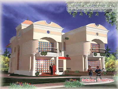 20 Nice House Designs By Vineeth V S