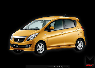 Maruti Cervo Large Wallpapers