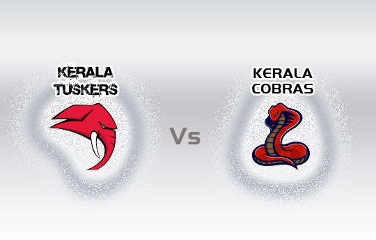 Kerala Tuskers and Kerala Cobras - IPL t20 cricket teams from Kerala