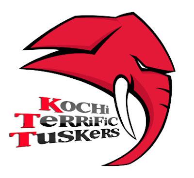 IPL Kochi Team Logo sample