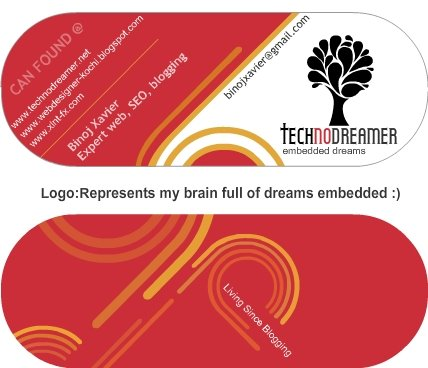 SEO expert, blogger, web designer kochi - Business Card