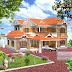 3000 sq. feet Kerala style home design
