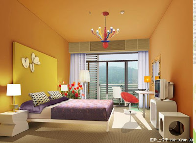 Here is some cool bedroom designs I found on net. Check it