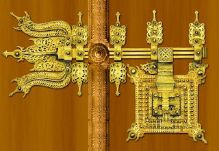 Manichithrathazhu Door Locks:The magnificent Manichithrathazhu door