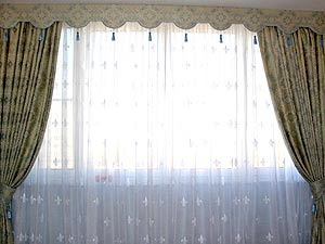 Dining Room on Dining Room Curtains   09 Photos   Modern Bedroom Design Ideas