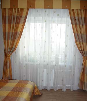 Curtain design ideas 26 photos modern bedroom furniture Bedroom curtain ideas