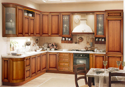 Kitchen Design Ideas Gallery on Kitchen Cabinet Designs   13 Photos   Kerala Home Design And Floor