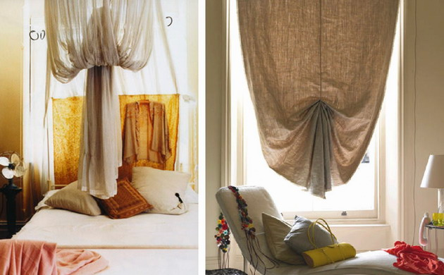 Unique Curtains and Drapes Designs