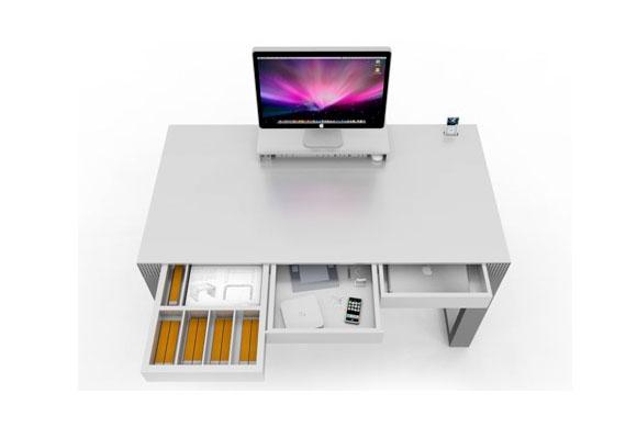 Unique creative table designs kerala home design and for Interesting table designs
