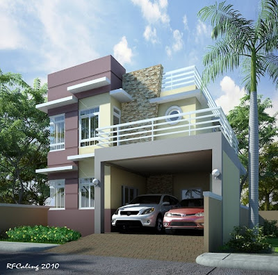 House Design on Home Elevation Designs In 3d   Kerala Home Design   Architecture House