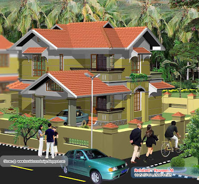 October 2010 - Kerala home design and floor plans