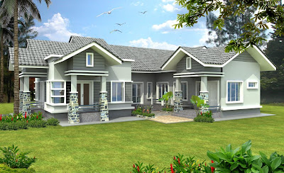 Great Kerala Home Design In 3D