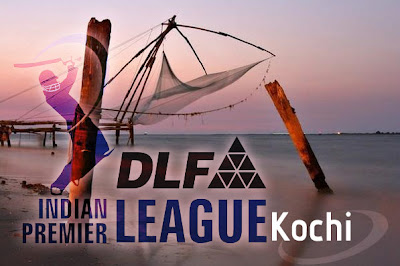 Kochi IPL team ready for DLF IPL season 4