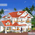 Home plan and elevation -2367 Sq. Ft