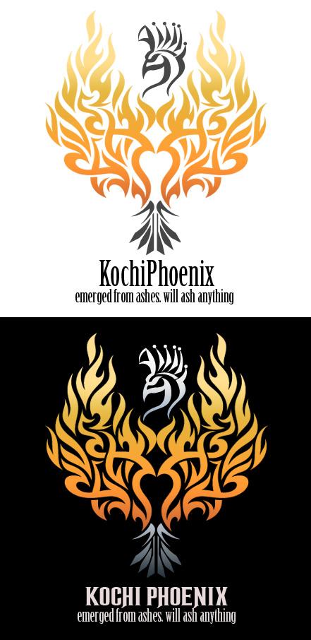IPL Kochi Team Logo Concept