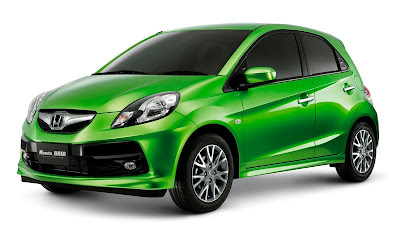 Honda Brio Wallpaper