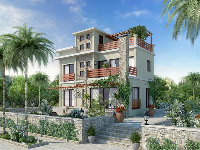 Pin unique villa on pinterest - Coolhouseplancom ideas ...