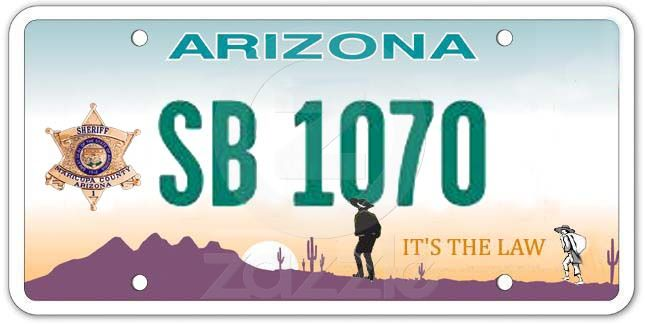 sb 1070 Sb 1070 attacks the body, thus, racial profiling hb 2281 by banning a worldview, attacks both the mind and the spirit this is not news for those who have not been asleep or mia the past several years.