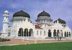 Mesjid Arrahman Banda Aceh