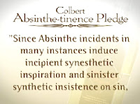 absintinence pledge 2/3