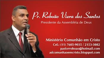 Pr Roboão Vieira dos Santos