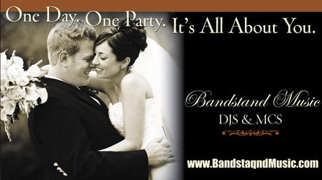 Bandstand Music DJ