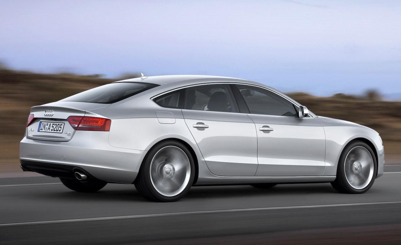 Complete Sport Car Information Audi A5