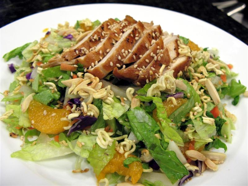 Joan's Bunchberry Bites: Chinese Chicken Salad