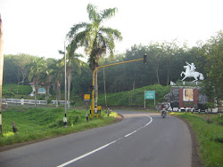 Gerbang ke Jawa Tengah