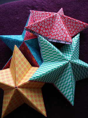 Fabric Origami Workshop