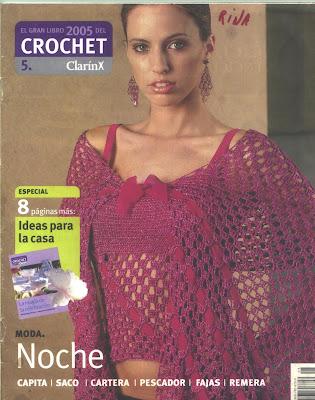 puntos de crochet. guia de puntos de crochet