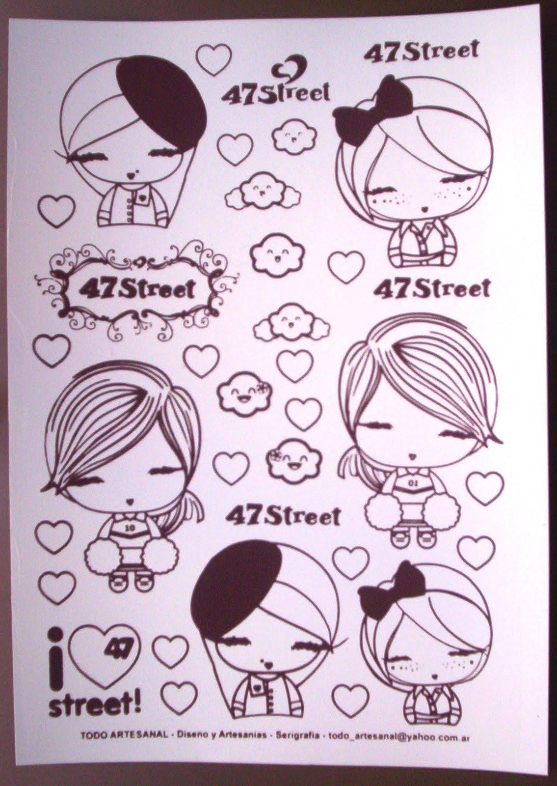 Dibujos De Nenas. Top Paginas Para Colorear Paginas Para Colorear E ...